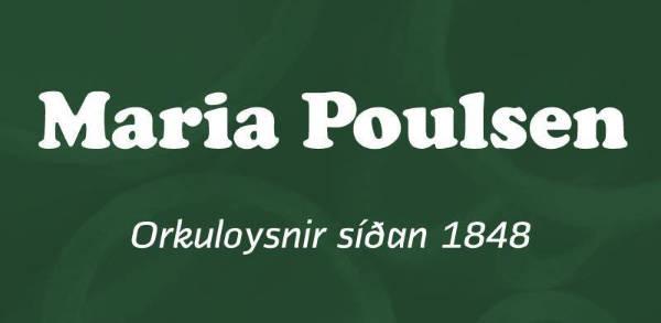Maria Poulsen logo